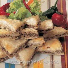 Appetizer for 17th day of Ramadan - Yemeni Burik with Lamb Recipe - Ramadan Recipes - Nestle Family ME #ramadan #ramadan2016