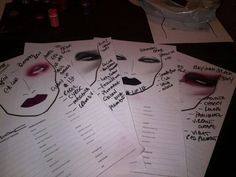 Framework for a beauty story by Neil Y at Mac