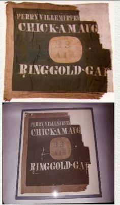 """Images of the flag of the 33rd Ala. Infantry Regt. before (L) and after (R) conservation treatment. Flag: 33rd Alabama Infantry Catalogue No. 86.3940.1 (PN10112, PN10218) Order a copy print Provenance Reconstruction: According to the available documentation, this flag may have been issued in the spring of 1864 and bears characteristics similar to the other """"Hardee pattern"""" flags issued to the division of Major General Patrick R. Cleburne, Army of Tennessee. According to W. E. Preston who…"""