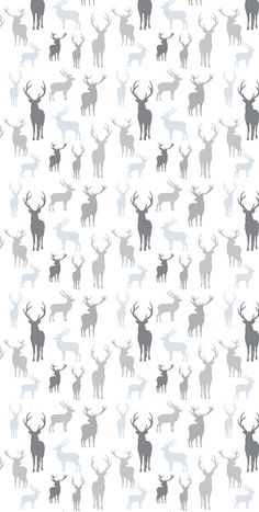 Removable Fabric Wallpaper Stag Peel&Stick by BCMagicSticker Stag Wallpaper, Nursery Wallpaper, Wallpaper Panels, Fabric Wallpaper, Peel And Stick Wallpaper, Pattern Wallpaper, Eggshell Paint, Standard Wallpaper, Kids Zone
