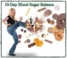 10-Day Blood Sugar P