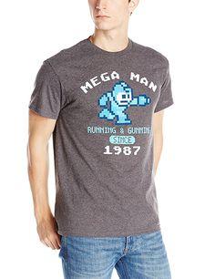 This Mega Man Shirt will save your wardrobe.