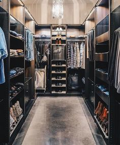Closet goals Tag someone who needs this much space