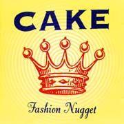 My favorite CAKE album, I think...