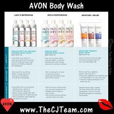 Search results for AVON body wash products Avon Skin So Soft, Make Up Tricks, Avon Online, Avon Representative, Body Wash, Coupon Codes, Bath And Body, Moisturizer, Campaign