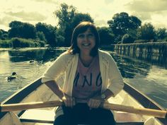 Rowing on the Thames #awesomeaugust