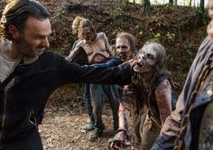 The Walking Dead Season 6 Episode 16 Photos