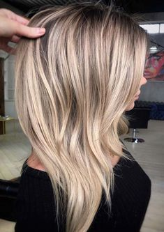 47 Gorgeous Blends of Balayage Ombre Hair Colors for 2018. You know balayage is one of the best hair coloring techniques since last few years. In this post we have collected amazing blends and shades of balauage ombre hair colors for women to opt for year 2018.