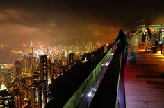 Hong Kong by Andrew Rutherford