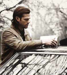 Jared  Padalecki  as  Sam  Winchester  in  Supernatural  ♡