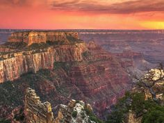 There's a reason why more than 5 million people visit the Grand Canyon every year: It's one of the s... - Getty
