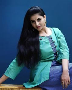 Telugu Actress Naveena Reddy New Pictures Gallery Picture 1648222 Beautiful Girl Photo, Beautiful Girl Indian, Beautiful Indian Actress, Indian Long Hair Braid, Braids For Long Hair, Beauty Full Girl, Beauty Girls, Indian Women Painting, Indian Gowns Dresses