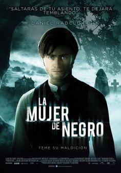 La mujer de negro el póster oficial de la película :)