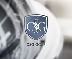 Corporate #branding and #logo_design for luxury private jet experience company CSG Golf. @magneticideas