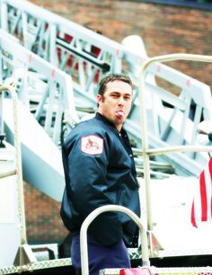Chicago Fire - Taylor Kinney as Kelly Severide