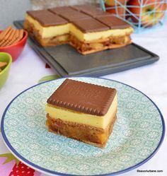 Czech Desserts, Romanian Desserts, No Cook Desserts, Sweet Desserts, Easy Desserts, Sweet Recipes, Baking Recipes, Cookie Recipes, Dessert Recipes