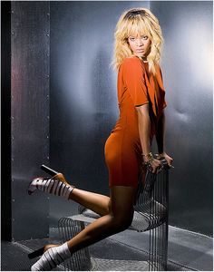 Rihanna for Movie Promotional Pictures in 2012 HQ