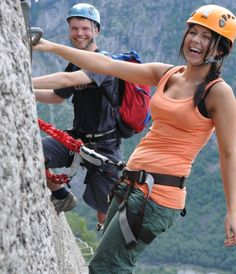 "Tysso Via Ferrata ""in the footsteps of the Rallar"""