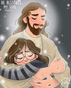 Meu Salvador Jesus Cristo! Meu melhor amigo. Quem nunca me abandona.