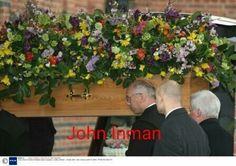 John Inman funeral