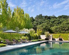 Pool. Pool Design. Pool Terrace. Pool Layout. Pool Furniture. #Pool Bernard Andre Photography.