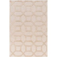 Arise Evie Ivory And Beige Rectangular: 8 Ft X 11 Ft Rug Area Rugs Rugs Home Decor