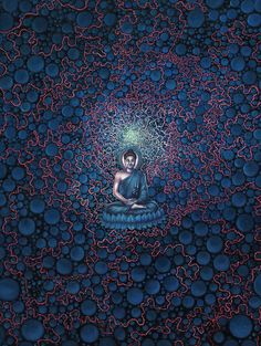 """One does not practice Zen to become a Buddha; one practices it because one is a Buddha from the beginning—and this """"original realization"""" is the starting point of the Zen life. — Alan Watts"""