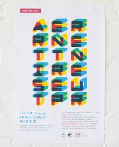 AGNES STUDIO COSE poster
