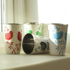 Greenheart is celebrating Earth Day with 30% off these beautiful Lolita hand-painted cups.