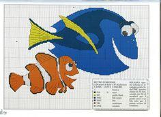 Finding Nemo - Marlin & Dory