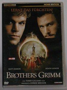 Brothers Grimm - Home Edition (2006) Matt Damon, Heath Ledger