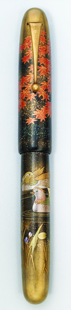 Pilot, Namiki Maki-e, the Emperor Collection: Mandarin Duck