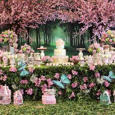 festa de aniversário jardim encantado - Pesquisa Google