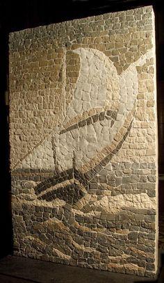 amazing stone mosaic