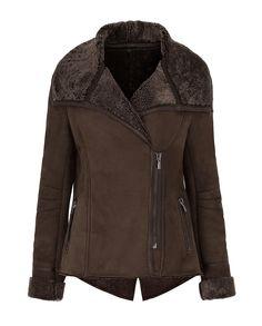 Wrap London | Jackson sheepskin jacket
