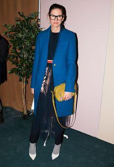 News Photo : Jenna Lyons attends Rachel Antonoff Presentation...