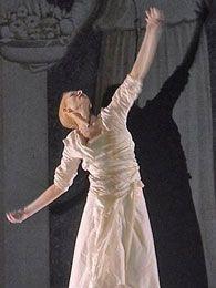 Carolyn Carlson - Giotto solo
