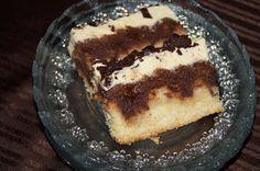 "Ciasto ""na bani"" Polish Recipes, Polish Food, Food Cakes, Tiramisu, Cake Recipes, French Toast, Food And Drink, Sweets, Breakfast"