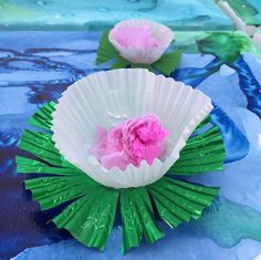 Summer Pond Fish, frogs, ducks, and fishing 🎣 Frog lily pad craft idea Frog Crafts Preschool, Pond Crafts, Fish Crafts, Preschool Ideas, Bug Crafts, Reptiles Preschool, April Preschool, Preschool Curriculum, Toddler Art