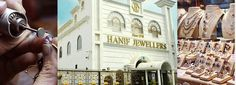Latest Hanif Jewellers Designs For Wedding and Formal