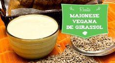 O canal de receitas VegTube ensina uma versão de maionese feita a base de… …