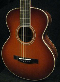 Santa Cruz Guitar Company, Firefly with shaded top