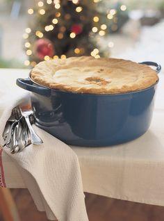 Juliette's Lac-Saint-Jean Tourtière (meat pie) recipe