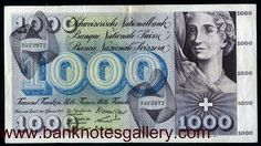 Swiss 1000 Franc Note | 1000 swiss francs 1000 swiss francs banknote swiss national bank 1000 ..