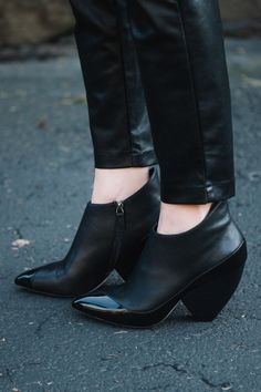 Bethany Olson in TRIGGER booties! #ASKAcollection