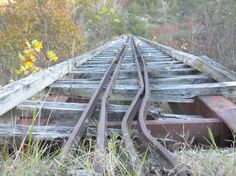 Dogpatch USA - bent tracks