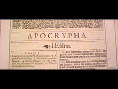 1 Esdras Apocrypha
