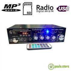 Amplifer Gaolusheng AV-11 80W Online Shopping, Audio, Music Instruments, Usb, Digital, Net Shopping, Musical Instruments