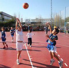 Unidades didácticas de Educación Física para secciones bilingües de secundaria: baloncesto. Grupo de trabajo IES Sánchez Lastra. Asturias.