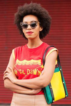Solange Knowles Nyfw